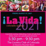 La Vida! presented by  at ,