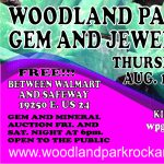 Woodland Park Rock, Gem, and Jewelry Show presented by  at ,
