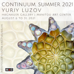 'Continuum' presented by Manitou Art Center at Manitou Art Center, Manitou Springs CO