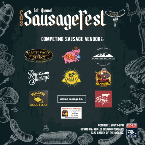 COS SausageFest 2021 presented by Ormao celebrates 30 years of expanding the boundaries of dance at ,