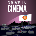 Drive-In Cinema: 'Born to Fly' presented by Rocky Mountain Women's Film at ,