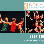 Belmont Center for Performing Arts Open House presented by Belmont Center for Performing Arts at ,