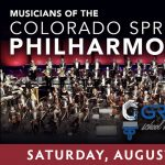Musicians of the Colorado Springs Philharmonic presented by Boot Barn Hall at Boot Barn Hall at Bourbon Brothers, Colorado Springs CO