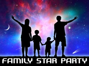 Virtual Family Star Party: No Telescope, No Problem presented by Space Foundation Discovery Center at Online/Virtual Space, 0 0
