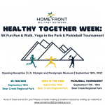Healthy Together Week: Opening Reception presented by United States Olympic & Paralympic Museum at United States Olympic & Paralympic Museum, Colorado Springs CO