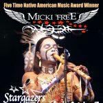 Micki Free: Native American Flute presented by Stargazers Theatre & Event Center at Stargazers Theatre & Event Center, Colorado Springs CO