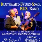 BUS Band: Crosby, Stills, Nash & Young Tribute presented by Stargazers Theatre & Event Center at Stargazers Theatre & Event Center, Colorado Springs CO