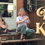 Patio Kirtan with Judith Piazza presented by Smokebrush Foundation for the Arts at ,