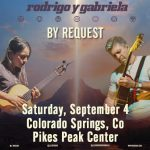 Rodrigo y Gabriela presented by Pikes Peak Center for the Performing Arts at Pikes Peak Center for the Performing Arts, Colorado Springs CO