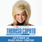 Theresa Caputo: The Experience Live! presented by Pikes Peak Center for the Performing Arts at Pikes Peak Center for the Performing Arts, Colorado Springs CO