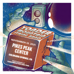 Yonder Mountain String Band presented by Pikes Peak Center for the Performing Arts at Pikes Peak Center for the Performing Arts, Colorado Springs CO