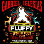 Gabriel Iglesias: Beyond The Fluffy World Tour presented by Broadmoor World Arena at The Broadmoor World Arena, Colorado Springs CO