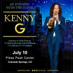 Kenny G presented by Pikes Peak Center for the Performing Arts at Pikes Peak Center for the Performing Arts, Colorado Springs CO