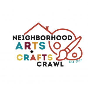 Neighborhood Arts + Crafts Crawl presented by New Earth Beads at ,