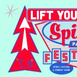 Lift Your Spirits Festival: Spirit Tasting & Steven Briggs Comedy Show presented by Buffalo Lodge Bicycle Resort at ,