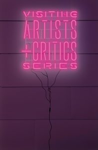 September 2021 Visiting Artists & Critics Series Events presented by UCCS Galleries of Contemporary Art at Ent Center for the Arts, Colorado Springs CO