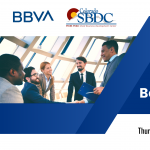 BBVA's Center for Financial Education: Business Banking Services presented by Pikes Peak Small Business Development Center at Online/Virtual Space, 0 0