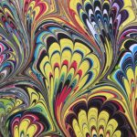 Paper Marbling Demonstration presented by Peak Radar Live: Blues on the Mesa Festival at ,