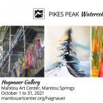 Pikes Peak Watercolor Society Members' Show presented by Manitou Art Center at Manitou Art Center, Manitou Springs CO