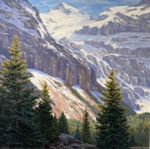 'A Place to Breathe' presented by Anita Marie Fine Art at Anita Marie Fine Art, Colorado Springs CO