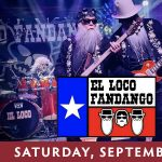 El Loco Fandango: ZZ Top Tribute presented by Boot Barn Hall at Boot Barn Hall at Bourbon Brothers, Colorado Springs CO