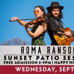 Roma Ransom presented by Boot Barn Hall at Boot Barn Hall at Bourbon Brothers, Colorado Springs CO