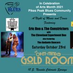A Night of Music & Dancing Ft. Boa and the Constrictors presented by Gold Room at The Gold Room, Colorado Springs CO