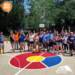 CALL FOR APPLICATIONS: Arts Month Neighborhood Art Project presented by Council of Neighbors and Organizations at Online/Virtual Space, 0 0
