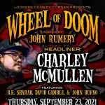 Wheel Of Doom presented by Loonees Comedy Corner at Loonees Comedy Corner, Colorado Springs CO