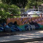 Ivywild Arts District Community Gazebo Painting Project presented by Peak Radar Live: Blues on the Mesa Festival at ,