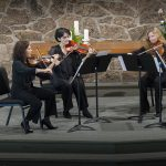 'Muse, She, the Empowering' presented by Chamber Music with the Veronika String Quartet at Colorado College - Packard Hall, Colorado Springs CO