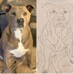 Paint Your Pet's Portrait presented by Academy Art & Frame Company at Academy Frame Company, Colorado Springs CO