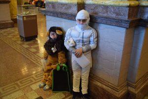 Halloween History Hunt presented by Colorado Springs Pioneers Museum at Colorado Springs Pioneers Museum, Colorado Springs CO