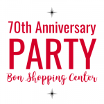 Bon Shopping Center 70th Anniversary Party presented by  at ,