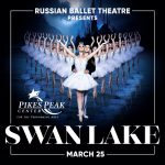 Russian Ballet Theatre Presents 'Swan Lake' presented by Pikes Peak Center for the Performing Arts at Pikes Peak Center for the Performing Arts, Colorado Springs CO
