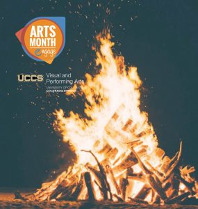 'The Campfire: A Gathering for Humanity' presented by UCCS Visual and Performing Arts: Theatre and Dance Program at UCCS - The Heller Center, Colorado Springs CO