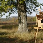 Fall Plein Air Painting Workshop for Adults presented by Pikes Peak Artist Collective at Bear Creek Nature Center, Colorado Springs CO