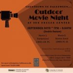 Double Feature Movie Night presented by Heller Center for Arts and Humanities at UCCS at UCCS - The Heller Center, Colorado Springs CO