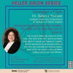 Heller Salon Series: Dr. Ilaheva Tua'one presented by Heller Center for Arts and Humanities at UCCS at UCCS - The Heller Center, Colorado Springs CO