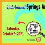 Springs Art & Seek presented by Peak Radar Live: Blues on the Mesa Festival at ,