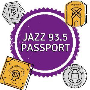 Jazz 93.5 Virtual Passport presented by Jazz 93.5 at Online/Virtual Space, 0 0
