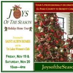 Joys of the Season Holiday Home Tour presented by  at ,