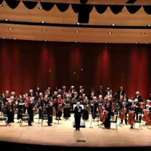 Arts Month Orchestra Concert presented by Pikes Peak Philharmonic at Ent Center for the Arts, Colorado Springs CO
