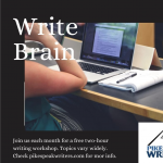 Write Brain: How to Write a Book That Leaves an Impact on Your Readers presented by Pikes Peak Writers at Online/Virtual Space, 0 0