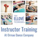 Ellové Instructor Training presented by Ormao Dance Company at Ormao Dance Company, Colorado Springs CO