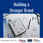 Building a Stronger Brand presented by Pikes Peak Small Business Development Center at ,