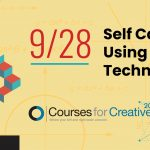 Courses for Creatives: Self-Care for Artists Using Art Therapy Techniques presented by Pikes Peak Small Business Development Center at Manitou Art Center, Manitou Springs CO