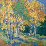 Aspen Show presented by Laura Reilly Fine Art Gallery and Studio at Laura Reilly Studio, Colorado Springs CO
