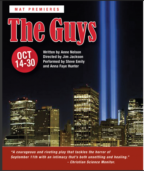 'The Guys' presented by Millibo Art Theatre at Millibo Art Theatre, Colorado Springs CO