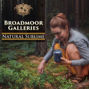 'Natural Sublime' presented by Broadmoor Galleries at Broadmoor Galleries - Traditional Gallery, Colorado Springs CO